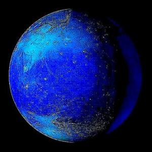 what color is pluto the planet - photo #13