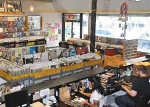 Opening for WPB End of Summer Sale: Reckless Records new