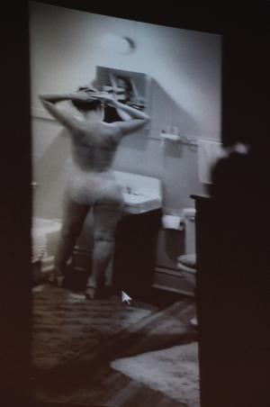 nude simone de beauvoir