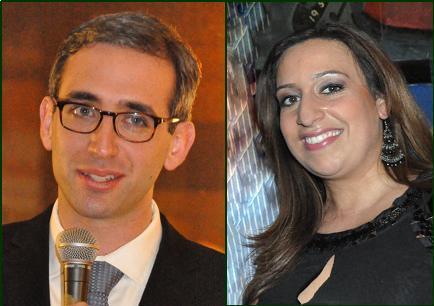 Will Guzzardi and <b>Toni Berrios</b> - GuzzBerr