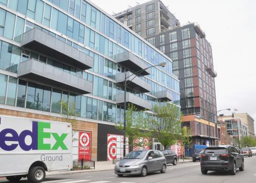 Target hires team to open small-format Wicker Park store